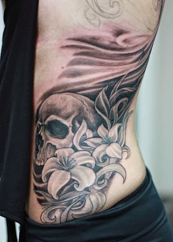 HP Nguyen tattoo Art of Ink