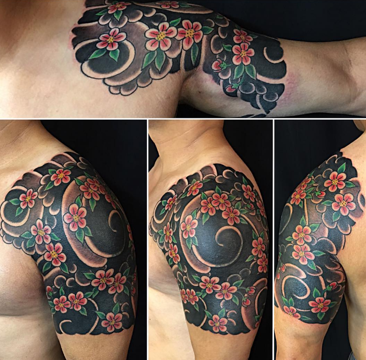 Erik Axel Brunt tattoo artist