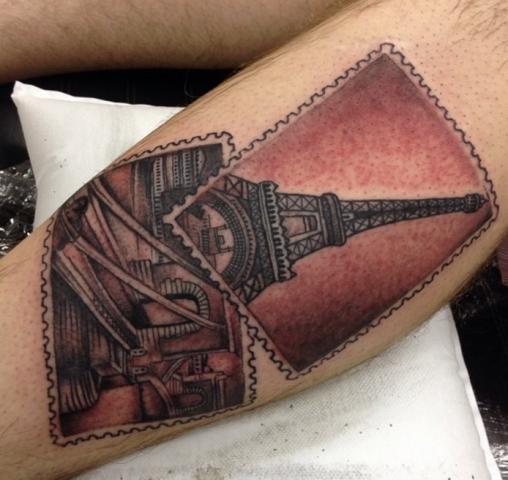 Buffy Ino Kua tattoo realism photo
