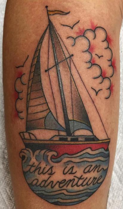 a alonzi tattoo