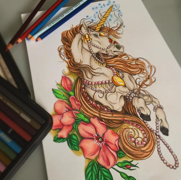 Freja Phoenix tattoo Art of Ink