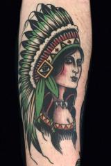 Holly Ellis Idle Hand Tattoo