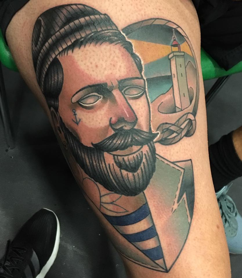 Christoffer-brix-tattoo neo traditional