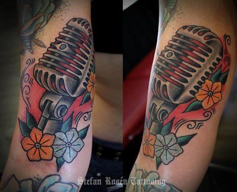 Stefan Rosen tattoo Ink Art