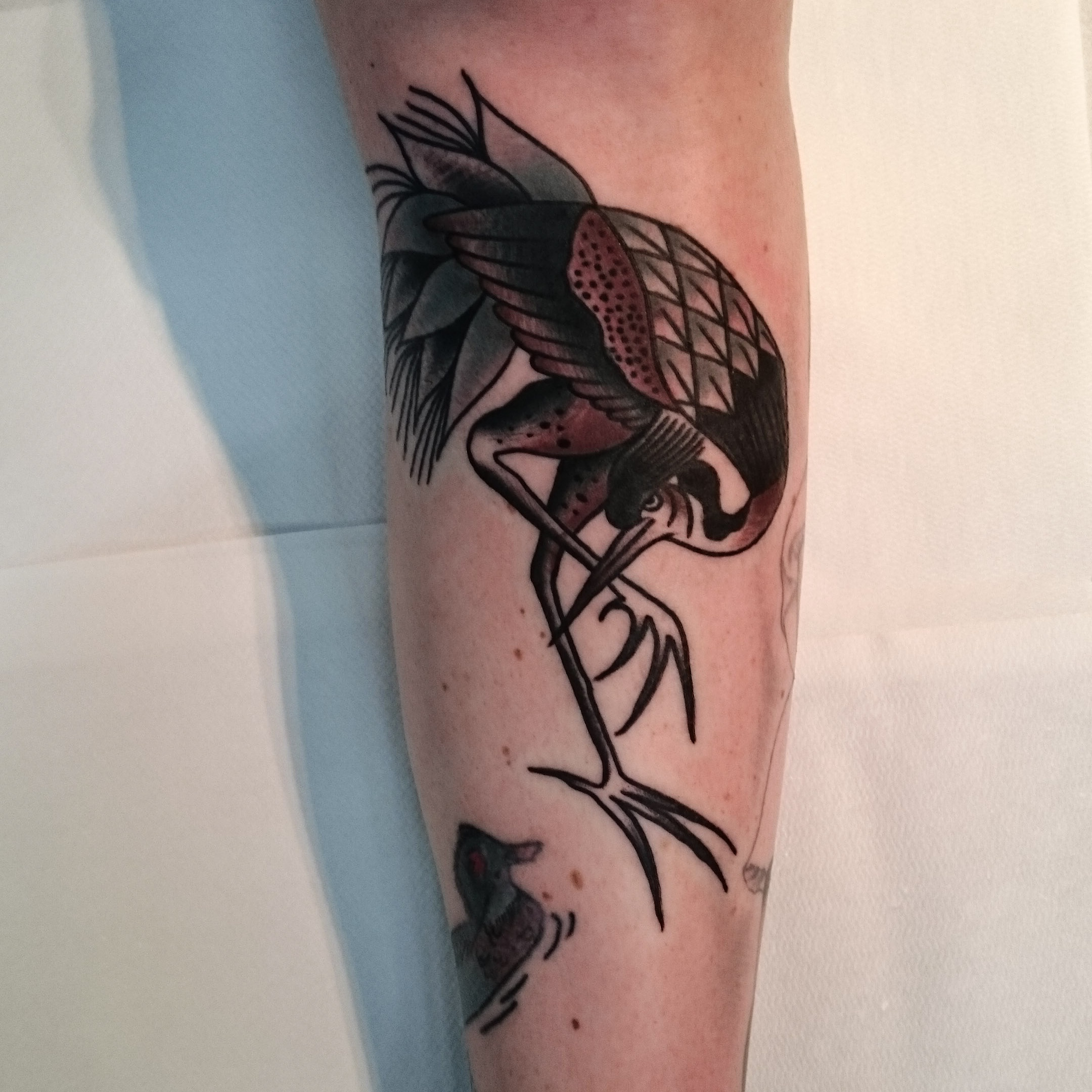 Deni Katana Black Diamond Tattoo Kalmar