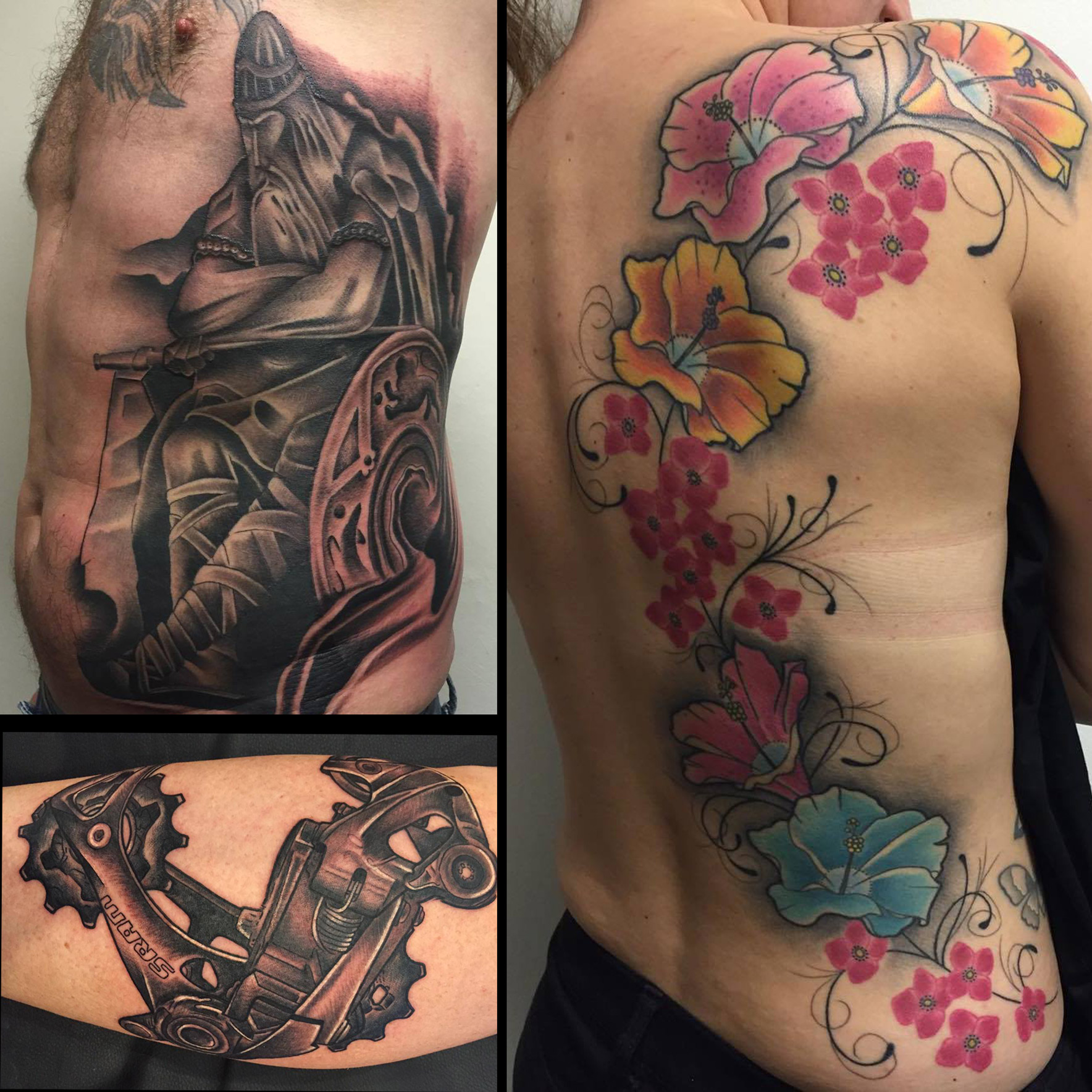 Skagen Tattoo Morten Friis