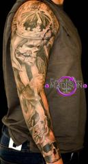 Espen Morken Blekkverket tattoo