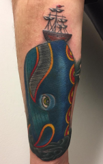 Skagen Tattoo Morten Friis