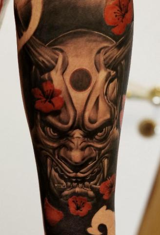 Pedro Leon Studio 73 Tattoo oriental