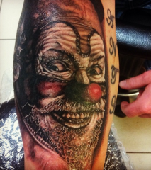 Jon Silva Ink realistic tattoos